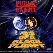 Public Enemy, Fear Of A Black Planet (1990) Album Cover