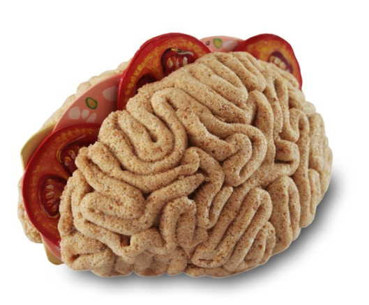 Stress sandwich in the form of a brain, November 16, 2013. (http://behance.vo.llnwd.net/).