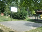 Basketball court at Belle Ziegler Park, Takoma Park, MD, September 17, 2010 (Donald Earl Collins)