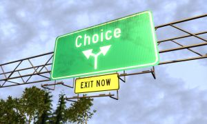 Choices Picture. Source: http://collegejolt.com