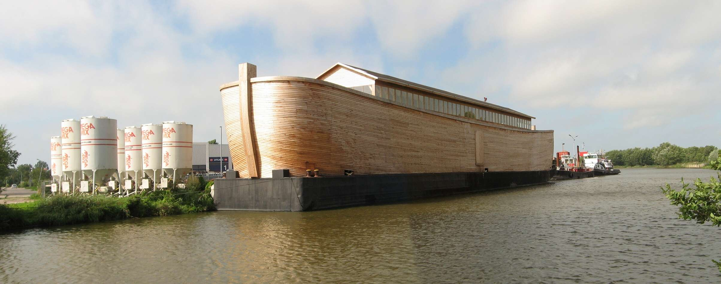 Noah's Ark, Judges & Lessons Not Learned | Notes from a ...
