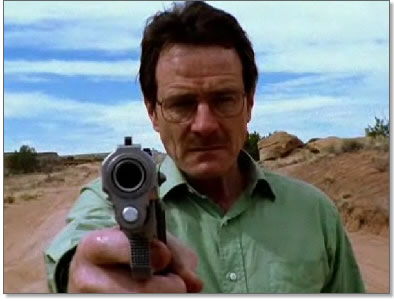 Sometimes, I Am Walter White | Notes from a Boy @ The Window