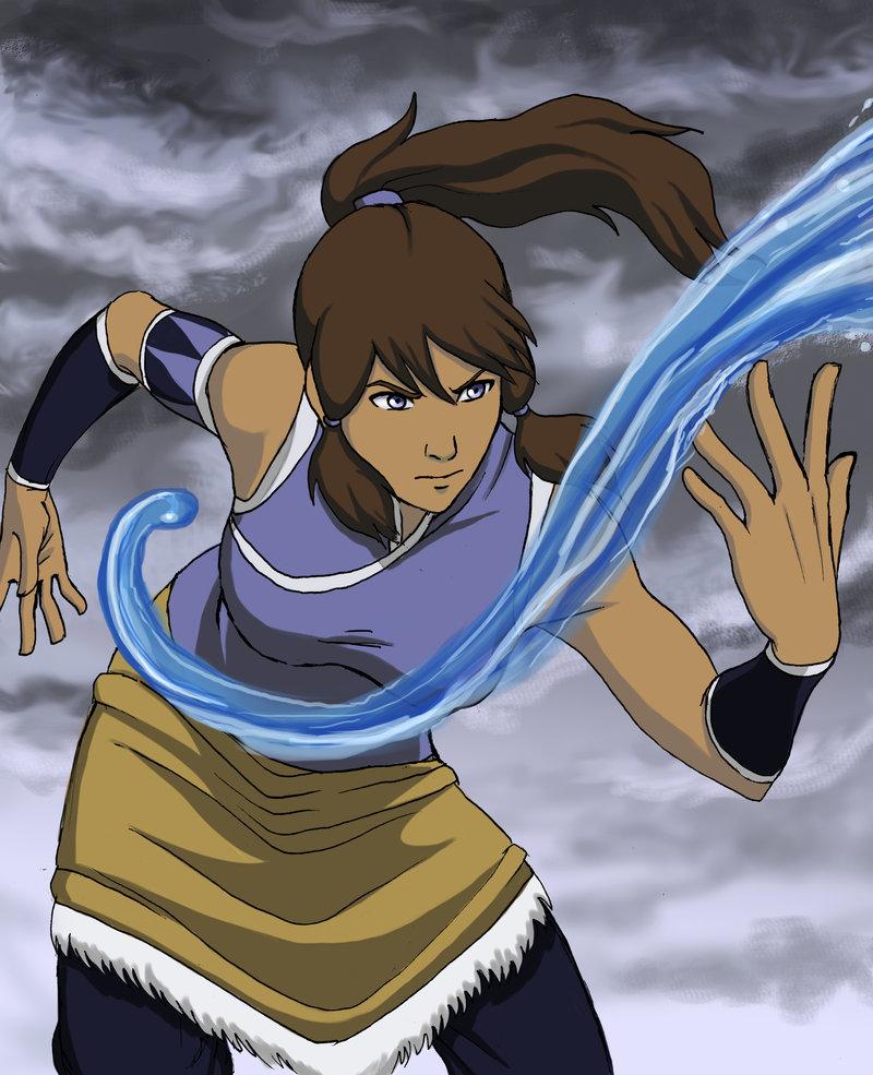Korra avatar the legend of korra artwork october 2011 http