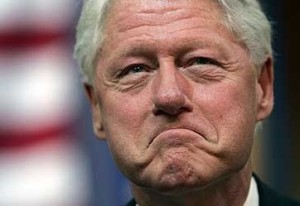 "President Bill Clinton (in context of ""I feel your pain"" quote), July 23, 2009. (http://dailybail.com)."