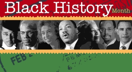 Black History Month 2013 electronic poster, February 1, 2013. (http://dclibrary.org).