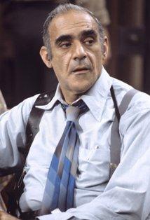 """A """"young"""" Abe Vigoda, Barney Miller, circa 1978, March 15, 2013. (http://notalwaysaboutmonkeys.com)."""