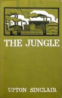 Upton sinclair the jungle the american dream