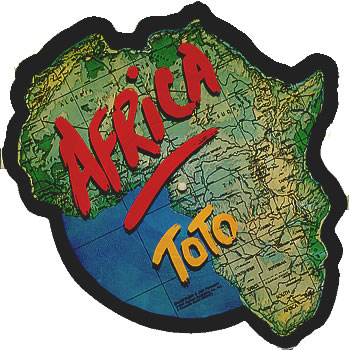 "Toto's ""Africa"" (1982) Singles Sleeve, March 1, 2013. (http://eil.com)."