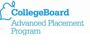 AP logo, The College Board, June 21, 2013. (http://www.stjacademy.org/).