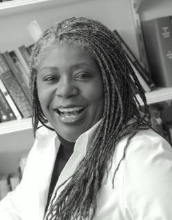 UPenn Professor Anthea Butler, circa 2011. (http://www.sas.upenn.edu/religious_studies/faculty/butler).