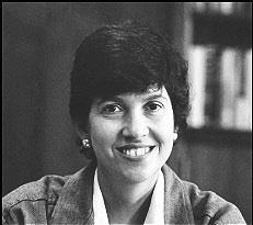 Barbara B. Lazarus, obituary picture, July 17, 2003. (http://cmu.edu).