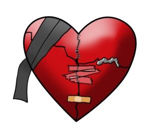 How do you mend a broken heart?, 2005, October 22, 2013. (digitalman via deviantART at http://deviantart.net).