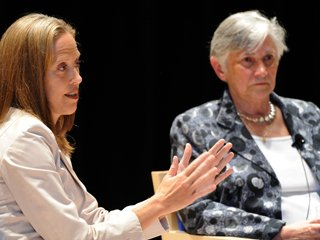 Wendy Kopp and Diane Ravitch head-to-head, Aspen Ideas Festival, Aspen, CO, June 28, 2011. (http://www.aspenideas.org/).