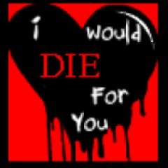 """Dulcesita, """"i would die for you,"""" November 11, 2013. (http://www.myxer.com)."""