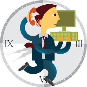 """From """"How to Do More Work in Less Time"""" article, Forbes Magazine, February 28, 2012. (Deborah L. Jacobs/http://forbes.com)."""