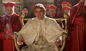 Jeremy Irons as Pope Alexander VI, The Borgias series (SHO), 2011. (http://ohnotheydidnt.livejournal.com).