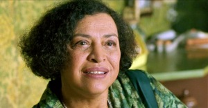The first oracle from The Matrix (1999, 2003), played by the late Gloria Foster, February 9, 2014. (http://matrix.wikia.com).