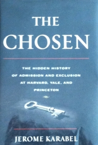 The Chosen (2005) front cover, March 5, 2014. (Donald Earl Collins).