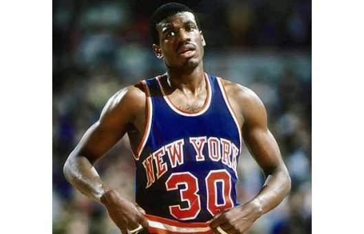 Bernard King, one of the all-time greats, 1984 NBA Playoffs. (http://www.totalprosports.com/).