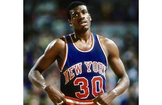 Bernard King, one of the all-time greats, 1984 NBA Playoffs. (http://www.totalprosports.com/).
