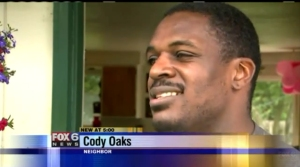 Cody Oaks, Ferndale, WA, June 23, 2014. (Fox6News, WITI, Milwaukee).