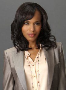 Kerry Washington as Olivia Pope from Scandal, a show about damage control, controlling the narrative, September 15, 2011. (http://scandal.wikia.com).