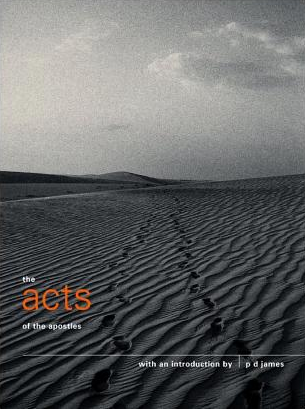The Acts of the Apostles (book cover), 1999. (http://books.google.com).