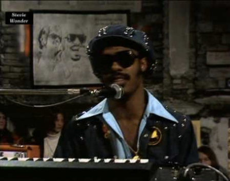 "Stevie Wonder and Wonderlove, live performance of ""Living For The City,"" circa 1974.  (http://youtube.com)."