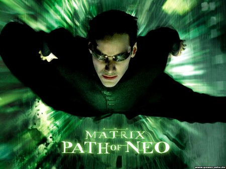 The Matrix, Path of Neo, November 4, 2014. (http://comic.com).