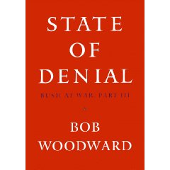 State of Denial (2006) front cover, by Bob Woodward, December 6, 2014. (http://amazon.com).