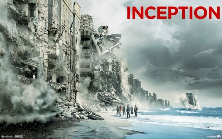Inception (2010) movie wallpaper (scene of falling  too deep in a dream to come out of it), January 31, 2015. (http://www.alphatucana.co.uk/).
