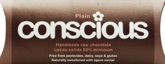 Plain Conscious Chocolate, February 21, 2015. (http://www.ethical-treats.co.uk/).