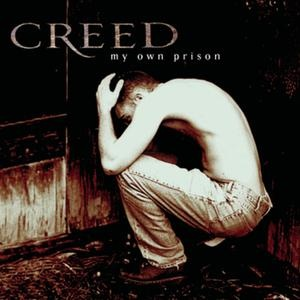 Album cover for Creed's My Own Prison (includes title track), released August 26, 1997. (Jasper the Friendly Punk via Wikipedia). Qualifies as fair use under US copyright laws to illustrate title and theme of this blog post.