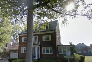 7800 block of 12th Street, NW, Washington, DC, July 2014. (http://maps.google.com).