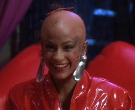 Anne-Marie Johnson in Im Gonna Git You Sucka (1988), March 17, 2015. (http://cdn5.movieclips.com/). Qualifies as fair use under US copyright laws (low resolution and relevance to subject matter).