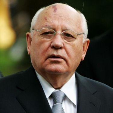 Mikhail Sergeyevich Gorbachev, last general-secretary of the Communist Party, USSR (1985-90), first and last president of the USSR (1990-91), May 6, 2015. (http://biography.com).