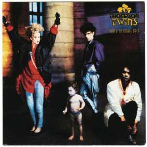 Thompson Twins, Here's to Future Days (1985) album cover, June 6, 2015. (http://audiokarma.com).