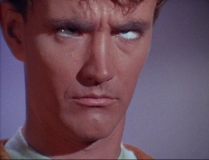 Charlie Evans, played by Robert Walker, Jr., Star Trek TOS, Season 1, Episode 2, September 15, 1966. (https://thesouloftheplot.files.wordpress.com/).