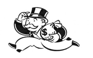 Mr. Moneybags of Monopoly (1934) fame, July 31, 2015. (http://streetsmartbrazil.com/).