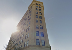 Screen shot of 100 East 1st Street and South 1st Avenue, where I toiled for Westchester County the summer of 1989 (and 1992), April 2012. (http://maps.google.com).