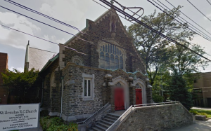 St. Ursulas Roman Catholic Church, 213 East Lincoln Avenue, Mount Vernon, NY, August 2012. (http://maps.google.com).