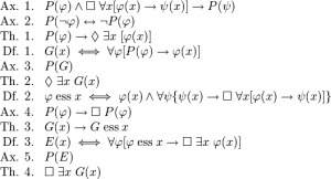 Advanced logic equations, January 20, 2016. (http://www.galilean-library.org).