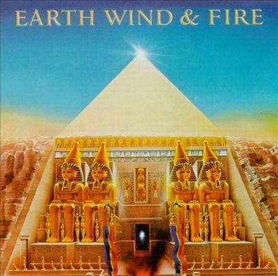 Earth, Wind & Fire's All 'N All (1977) album cover, February 6, 2016. (http://www.allmusic.com).