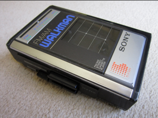 This version was my first Sony Walkman (between May 1987 and June 1988), posted August 28, 2013. (http://ebay.ie).