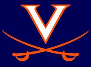 University of Virginia Cavaliers' sabers logo, March 21, 2016. (http://www.southwesttimes.com).