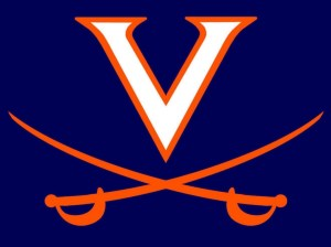 University of Virginia Cavaliers' sabers logo, March 21, 2016. (http://www.southwesttimes.com).
