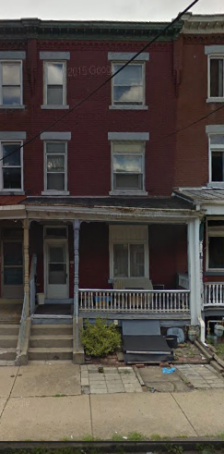 25 Welsford Street, Pittsburgh (where I lived my sophomore and junior years at Pitt), August 2015. (Google Maps).