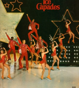 Ice Capades 1978 brochure (with Dorothy Hamill near middle right), June 22, 2016. (http://www.retrospace.org).
