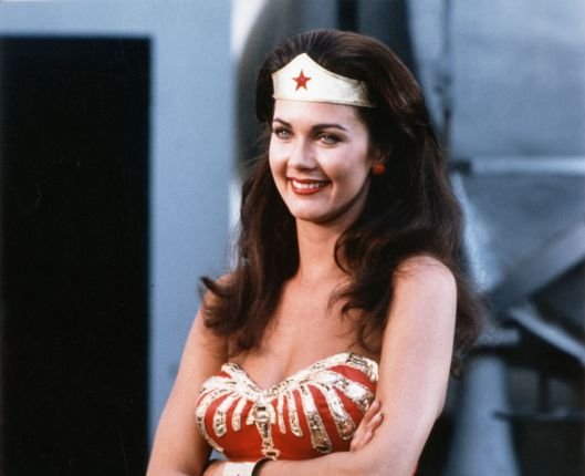 Lynda Carter as Wonder Woman, circa 1976, June 25, 2016. (http://www.moviepilot.com).