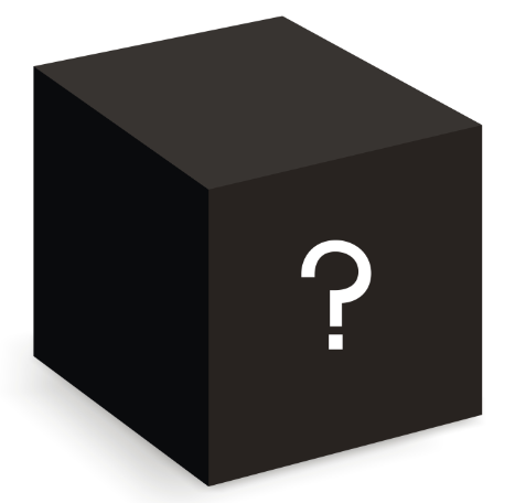 """A black box with question mark, a certain """"fear of the unknown,"""" July 9, 2016. (http://socialcapitalmarkets.net)."""